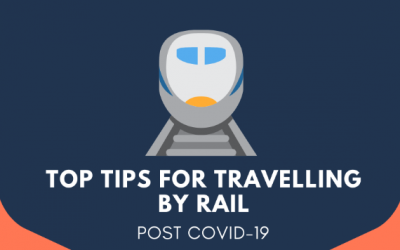 Infographic: Top Tips for Travelling by Rail in a Post Covid-19 world