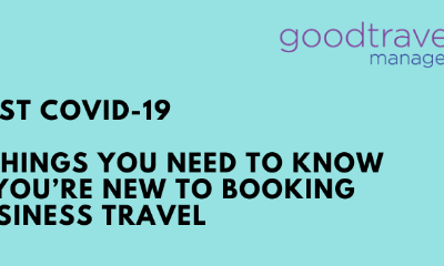 Infographic: 7 things you need to know if you're new to booking business travel