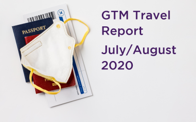 Good Travel Management COVID-19 Business Travel Report – July/August 2020