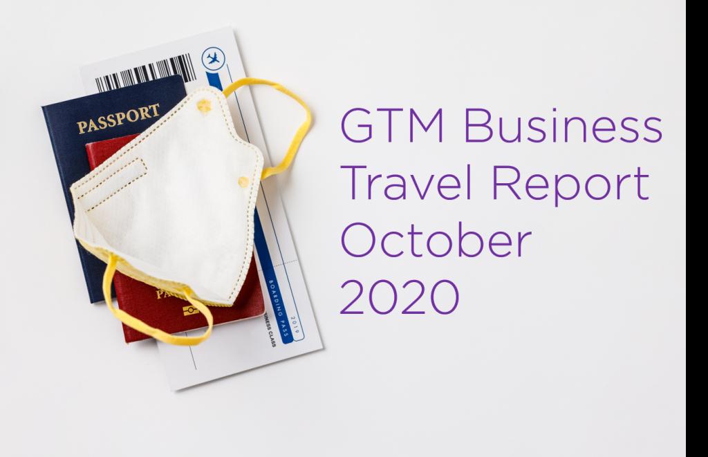 Good Travel Management Business Travel Report October