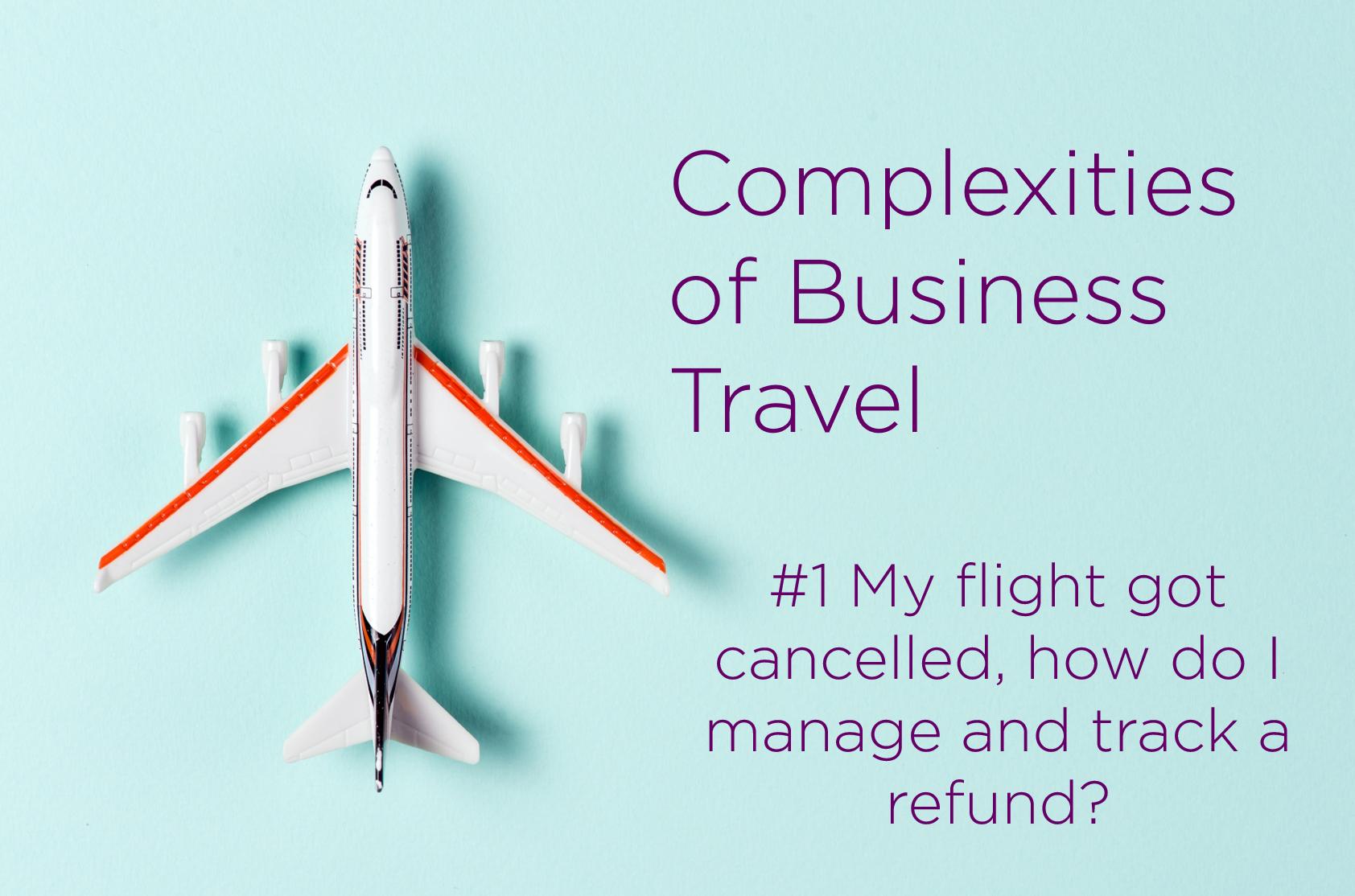 Business Travel Refund