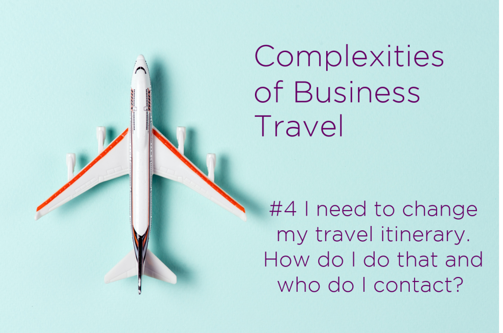 Complexities of Business Travel